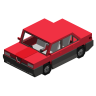 Alfa Romeo 164 - 3D Model - Config and resourcepack for VehiclesPlusPro