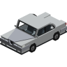 Alfa Romeo 166 - 3D Model - Config and resourcepack for VehiclesPlusPro