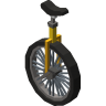 Monocycle - 3D Model - Config and resourcepack for VehiclesPlusPro